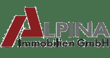alpina immobilien logo