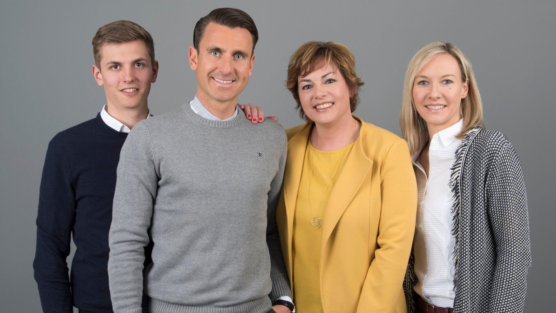 Ihr Alpina Immobilien GmbH Team