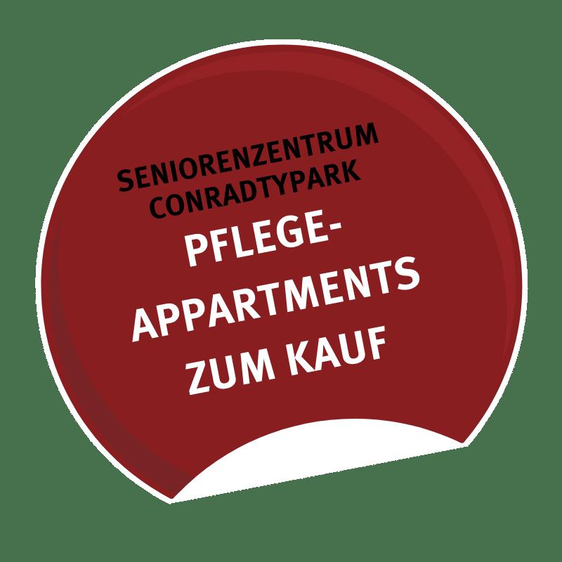 Seniorenzentrum Conradtypark PfLege- Appartments zum Kauf