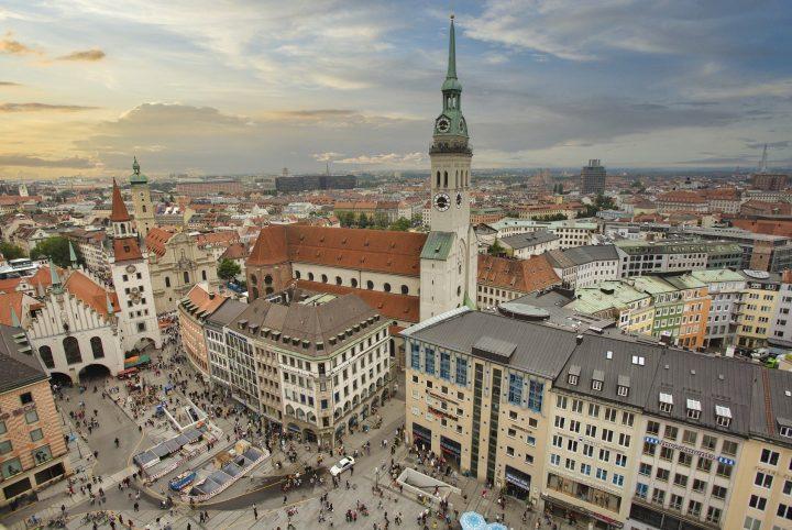Stadtentwicklung München